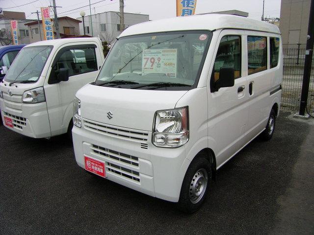 スズキ エブリイ PA 4WD (検29.11)