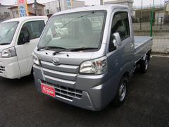 ハイゼットトラックスタンダード マニュアル 4WD 届出済み未使用車