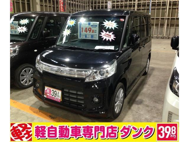 スズキ スペーシアカスタム XS 4WD CVT 2年保証 (検3...