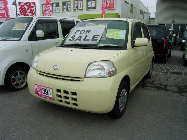 ダイハツ エッセ L 4WD (なし)