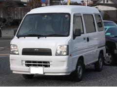 サンバーバンVB 4WD 5MT