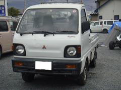 ミニキャブトラックTD 4WD 三方開