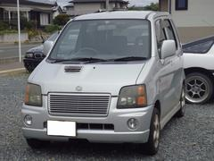 ワゴンRRRリミテッド 4WD 5MT ターボ