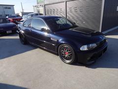 BMWM3クーペ 6MT