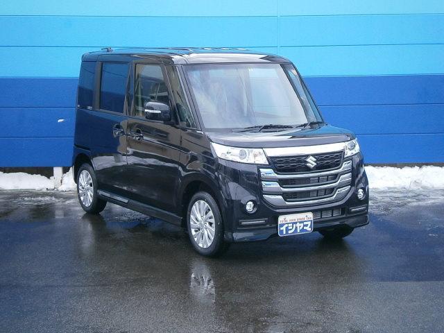 スズキ スペーシアカスタムZ ベースグレード 4WD 寒冷地仕様 ...