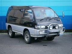 デリカスターワゴンGLXハイルーフ 4WD ディーゼル リヤヒーター&クーラー