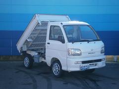 ハイゼットトラック特装油圧式ダンプ 4WD デフロック 夏用冬用タイヤ有り