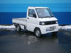 ミニキャブトラックVX−SE 4WD ワンオーナー車 エアコン パワステ