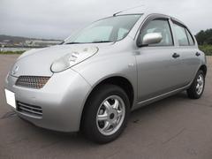 マーチ14c−four CD キーレス 4WD