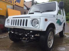 ジムニーJA11V 外装仕上げ済み クロカン仕様 5MT 4WD