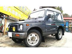 ジムニーJA11V パノラミックルーフ 5MT 4WD