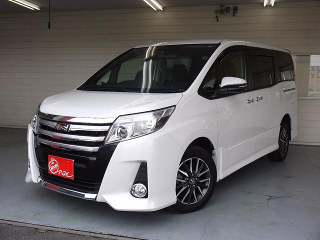 トヨタ ノア Si 4WD 寒冷地仕様 両側パワースライドドア (...