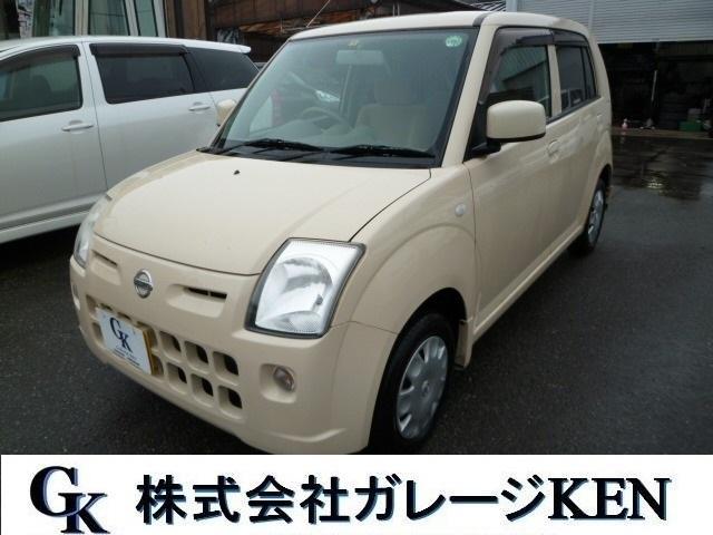 日産 ピノ S FOUR 4WD 純正CD (検30.7)
