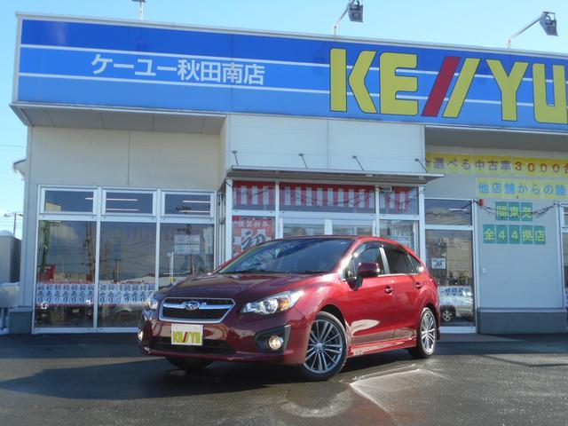 スバル インプレッサスポーツ 2.0i−Sアイサイト 4WD 純正...