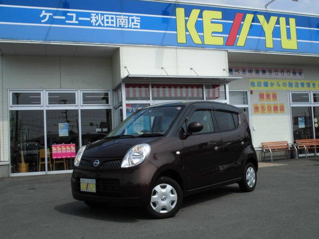 日産 モコ E FOUR 4WD インテリキー シートヒーター C...