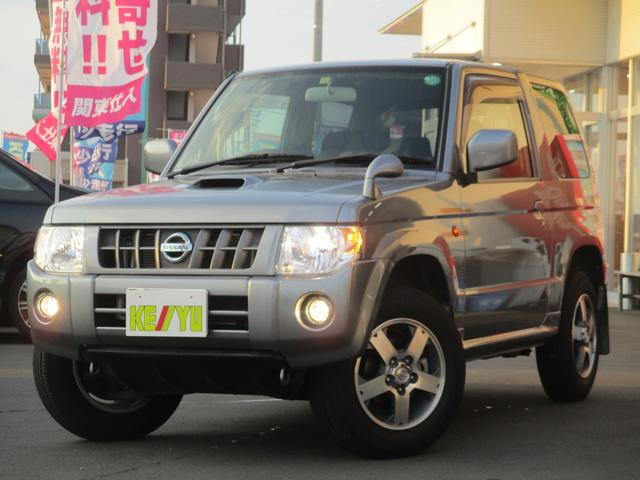 日産 RX 4WD ワンオーナー メモリーナビ ワンセグ ETC