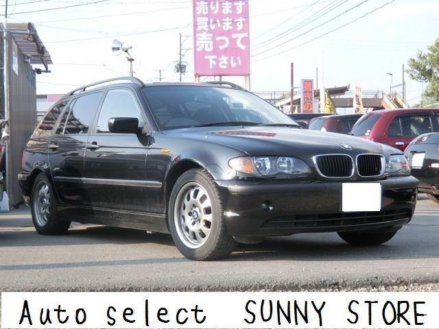 BMW 3シリーズ 318iツーリング (なし)