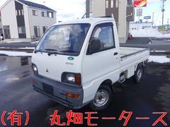 ミニキャブトラック4WD 5速MT HiLow切替