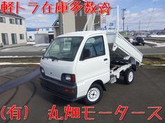 ミニキャブトラックダンプ 4WD 新品夏タイヤ 軽トラダンプ 関東仕入