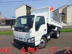 エルフトラック2t 高床強化ダンプ 外装仕上済 関東仕入