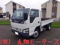 エルフトラック4WD 全低床 2t平ボディ 2000kg 関東仕入