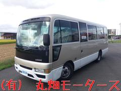 シビリアンバス29人乗り 自動スイングドア リアヒーター ディーゼルターボ