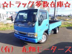 エルフトラック2t 平ボディ 低床 NOx・PM適合 関東仕入