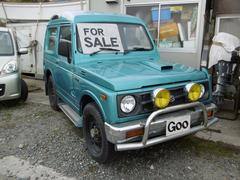 ジムニーハイルーフ 4WD CD フォグ