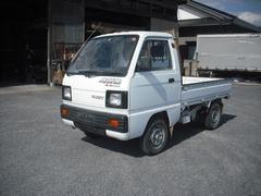 キャリイトラック5F スーパーロー 昭和車