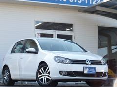 VW ゴルフTSIコンフォートライン 社外ナビ HID ETC