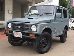 ジムニーHC 4WD リフトアップ 社外FRバンパー 社外マフラー