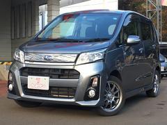 ステラカスタムR スマートアシスト 4WD 純ナビ Bカメ ETC