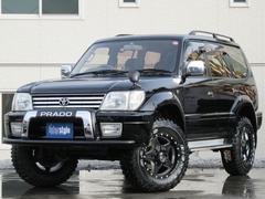 ランドクルーザープラド TX−LTDリフトアップXFOFFROAD18AW新品タイヤ(トヨタ)
