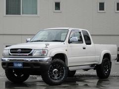 ハイラックススポーツピックEXキャブワイドL4WD新品タイヤホイール新品タコマバンパー