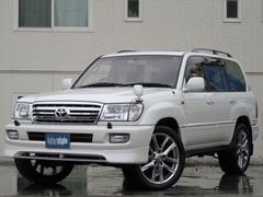 ランドクルーザー100VX−LTDGセレ新品タイヤホイル新品後期グリル&LXテール