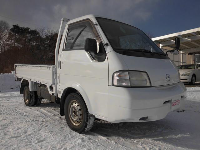 マツダ ボンゴトラック DX 4WD 5速マニュアル タイミングベ...