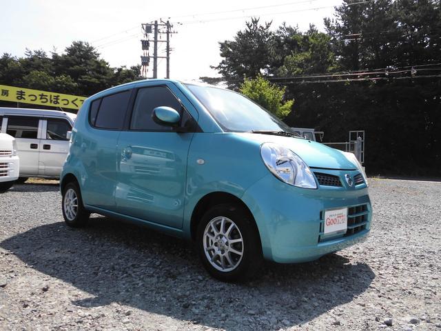 日産 モコ S FOUR 4WD タイミングチェーン式 (車検整備付)