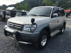 ランドクルーザープラドTX 4WD