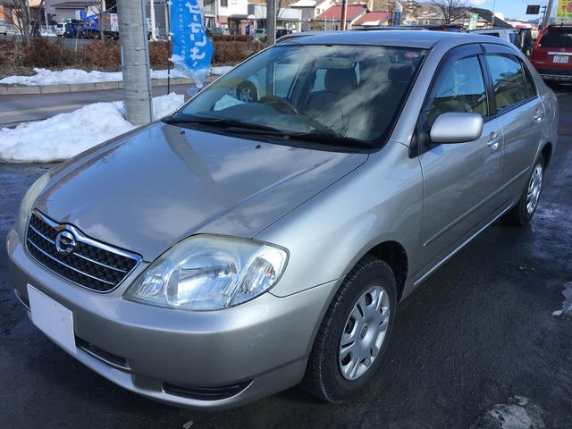 Photo of TOYOTA COROLLA X LIMITED / used TOYOTA