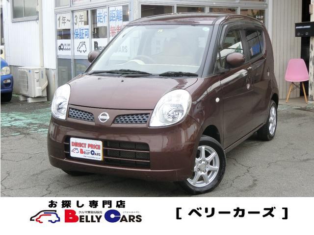 日産 モコ E FOUR 4WD スマートキー シートヒーター (...