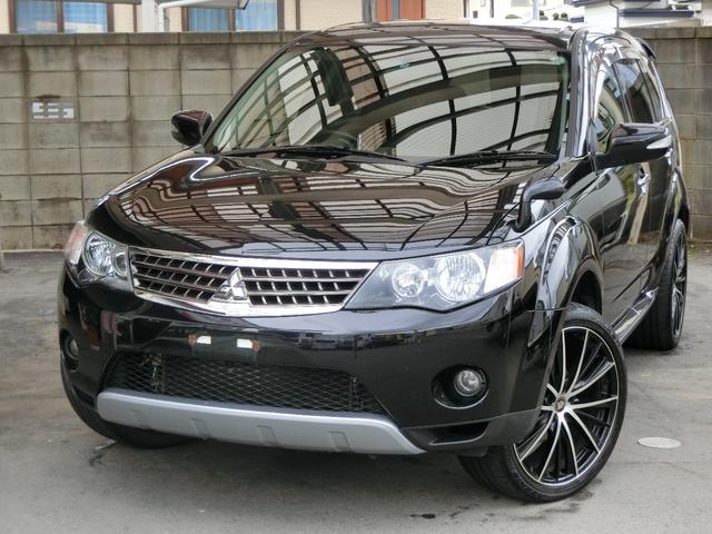 三菱 30G 4WD V6 7人 HDD ロックフォード ワンオナ