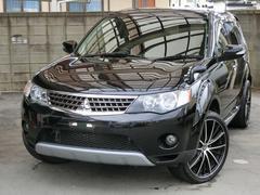 アウトランダー30G 4WD V6 7人 HDD ロックフォード ワンオナ