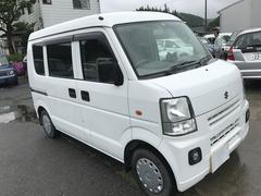 エブリイPA 4WD 5MT エアコン パワステ CDデッキ