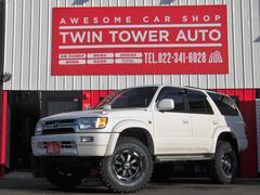 ハイラックスサーフSSR−X 4WD新品後期フェイス 新品2インチリフトアップ