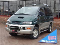 デリカスペースギアジャスパー 4WD ディーゼルターボ