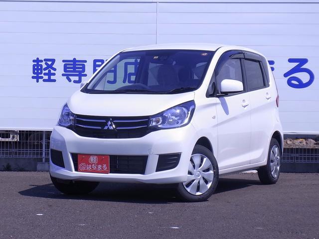 三菱 M e-アシスト 届出済未使用車 新車保証継承可