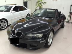 BMW Z3ロードスター2.2i社外カーナビ 純正アルミ ユーザー買取り車