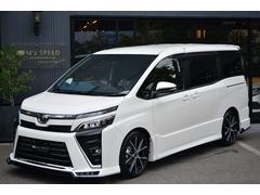 ヴォクシーZS 7人 ZEUS新車カスタムコンプリート ローダウン