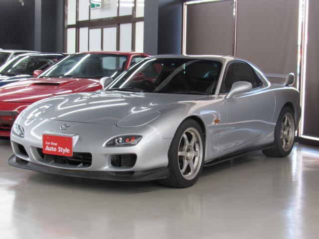 マツダ RX−7 タイプR 5速マニュアル SSR17AW 社外車...