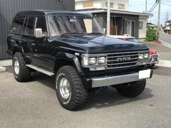 ランドクルーザー60VX 4WD ディーゼル ターボ サンルーフ リフトアップ